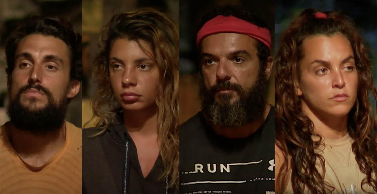 Survivor αποχώρηση: Έφτασε η ώρα της κρίσης – Οι «φιλίες» έρχονται πάλι στο προσκήνιο