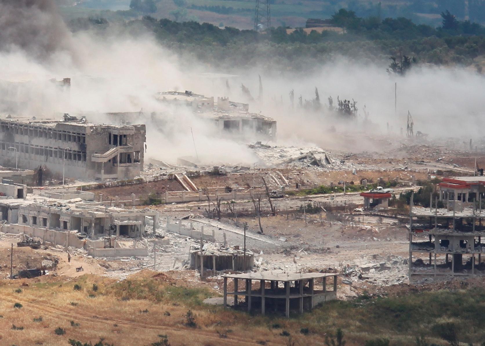 Συρία: 18 νεκροί από επίθεση πυροβολικού σε συνοικίες και νοσοκομείο στην Αφρίν