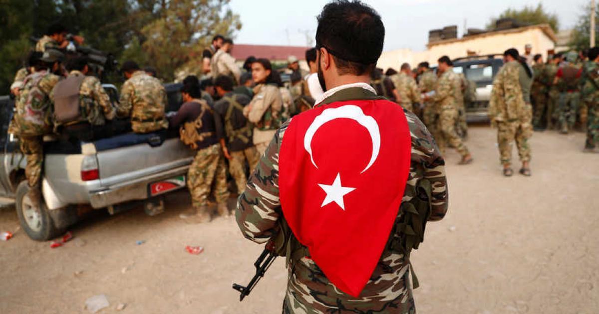 Λιβύη: Ο «ψεύτης» Ερντογάν ενώ «δεσμεύεται» αποχώρηση μισθοφόρων στέλνει… και άλλους