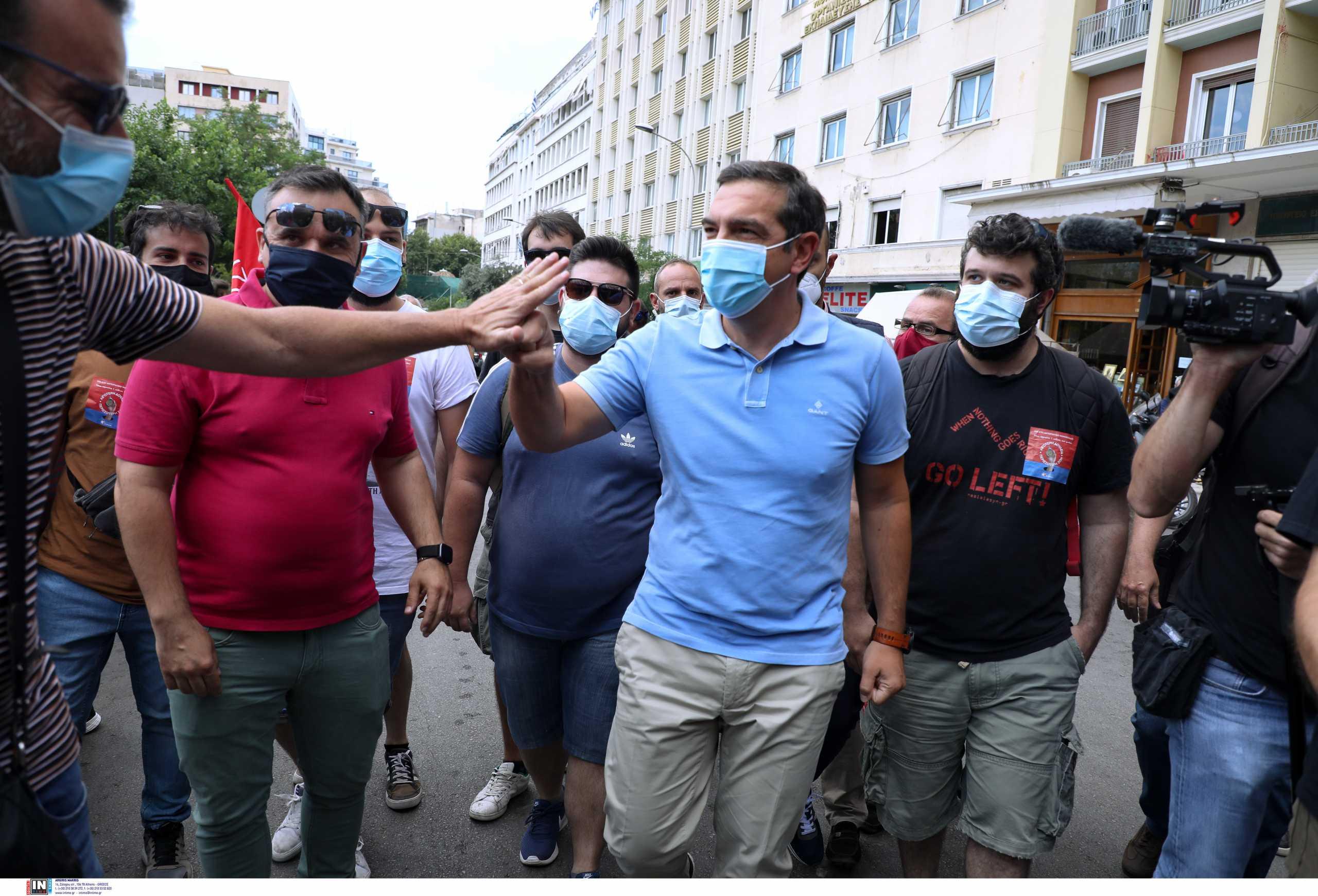 Ο ΣΥΡΙΖΑ στα… χαρακώματα για το ασφαλιστικό των νέων