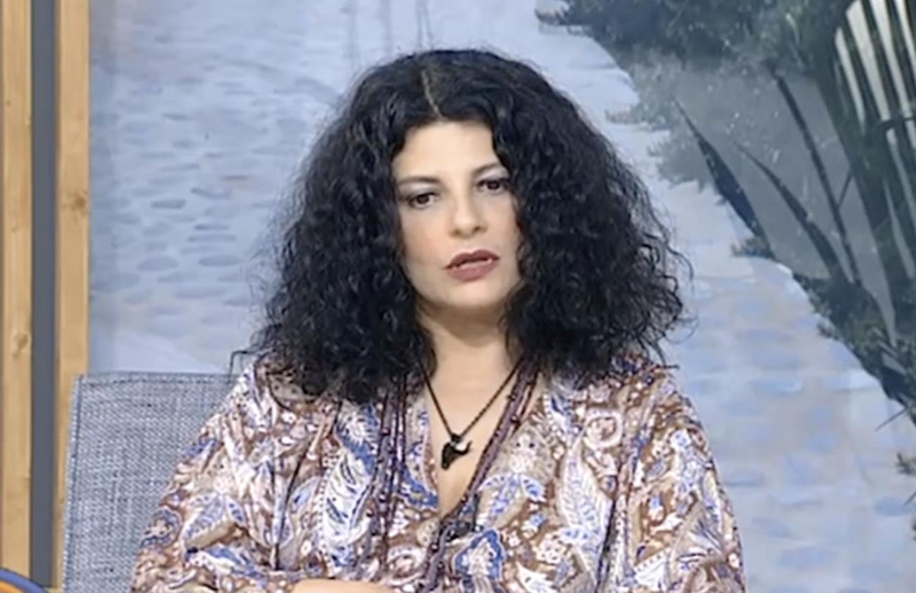 """Τάνια Τρύπη: """"Μπορεί να μην δίνεις δικαίωμα κι ο άλλος να σου ασκεί βία"""""""