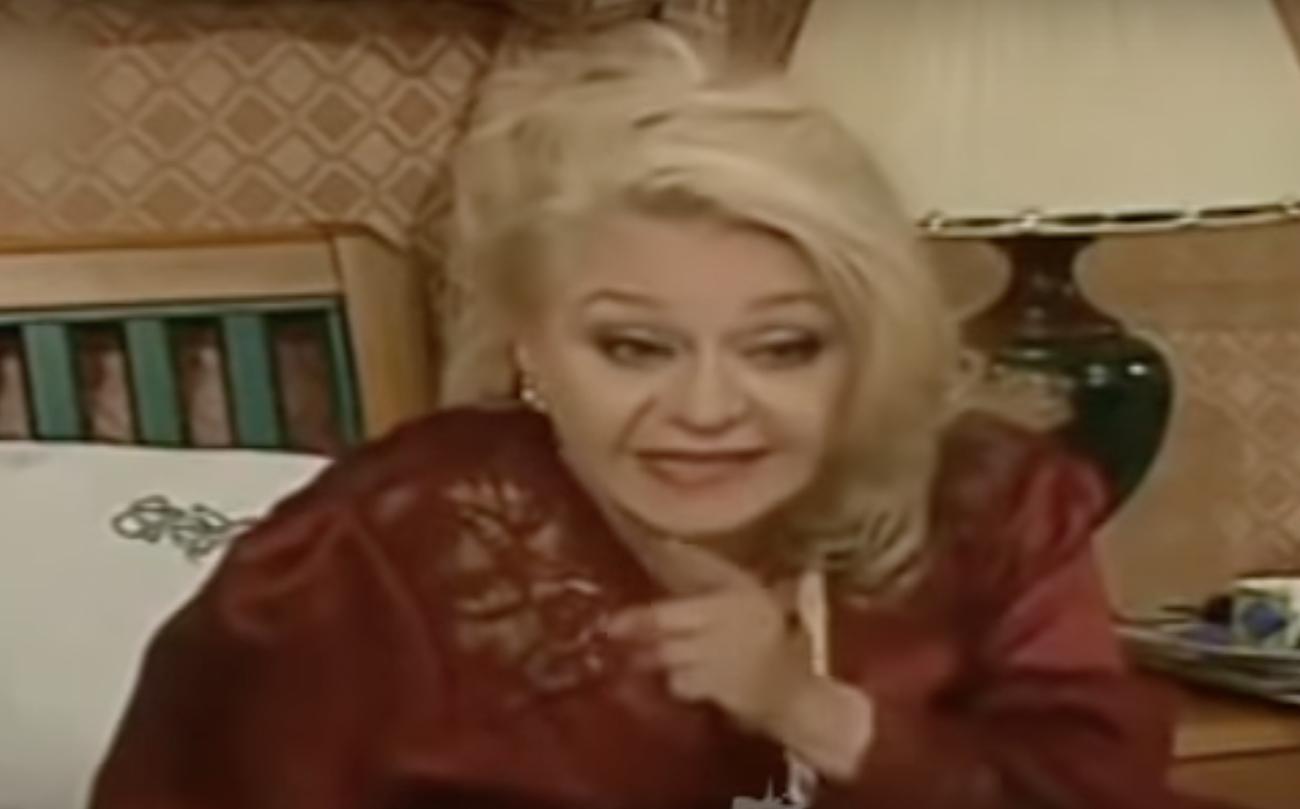Τιτίκα Στασινοπούλου: «Διατηρώ τις επιφυλάξεις μου για το αν η Ρένα Βλαχοπούλου ήταν καλή ηθοποιός»