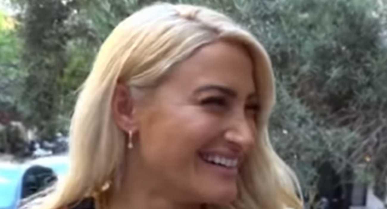 Ιωάννα Τούνη: Είναι ζευγάρι με τον Δημήτρη Αλεξάνδρου;