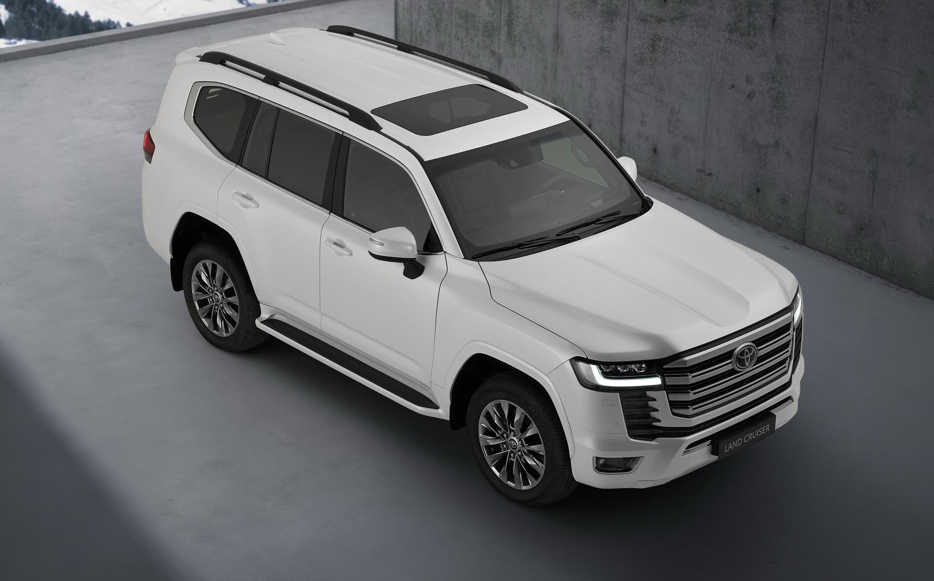 Αποκαλυπτήρια για τη νέα γενιά του Toyota Land Cruiser! (video)