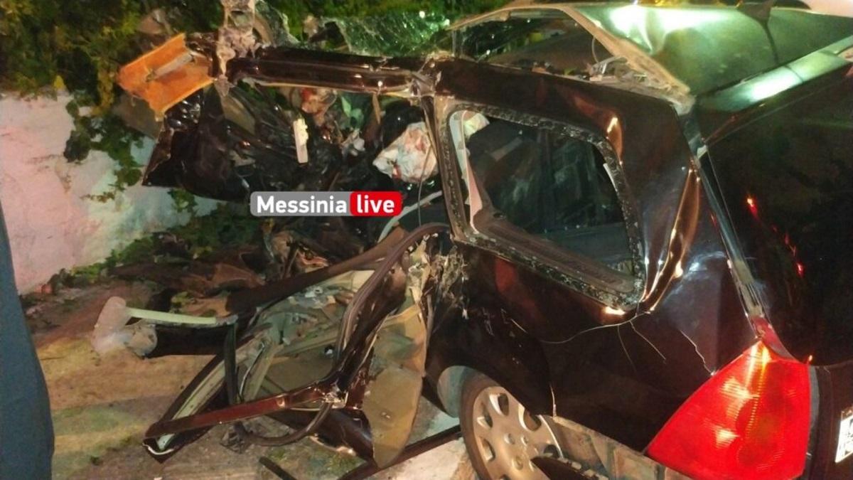 Φρικτό τροχαίο στο Ζευγολατιό: ΙΧ συγκρούστηκε με Πυροσβεστικό όχημα – Ένας νεκρός (pics)