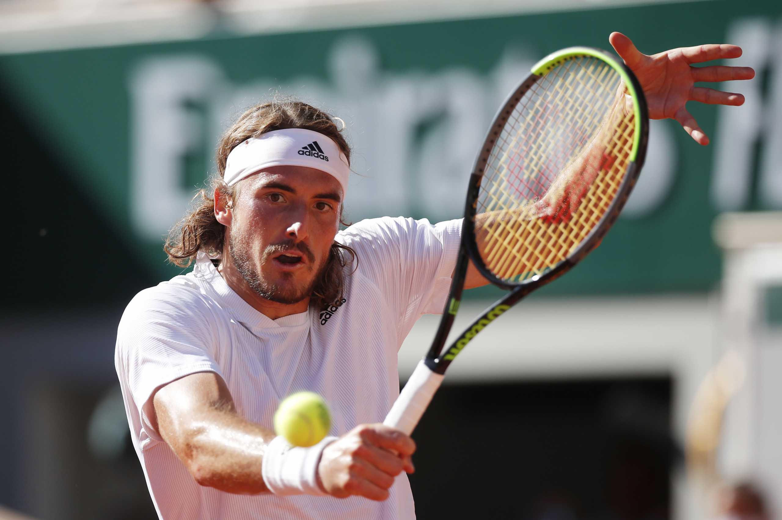 Wimbledon: Ο Στέφανος Τσιτσιπάς θα αγωνιστεί με τον αδερφό του στο διπλό