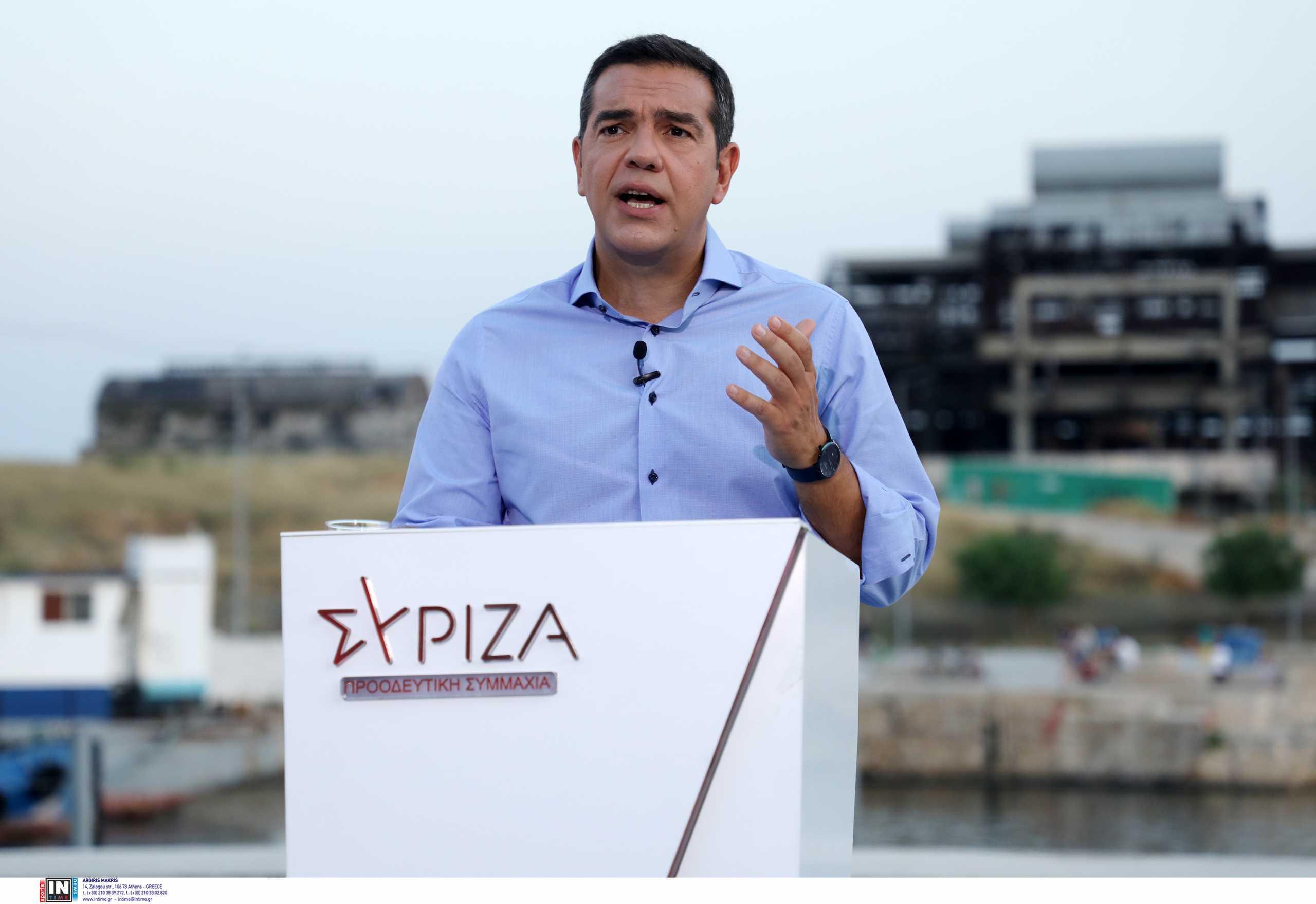 Αλέξης Τσίπρας: Αύξηση του κατώτατου μισθού στα 800 ευρώ, το σχέδιο του ΣΥΡΙΖΑ