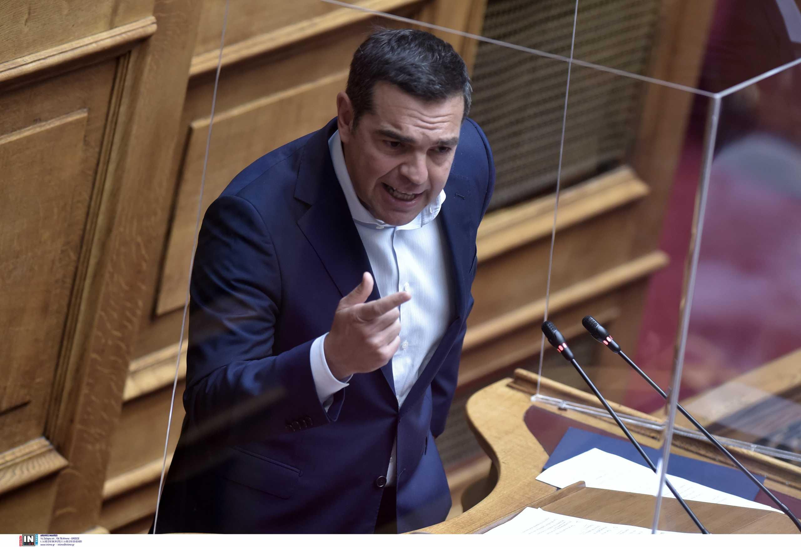 Βουλή: Η ομιλία του Αλέξη Τσίπρα για το εργασιακό νομοσχέδιο