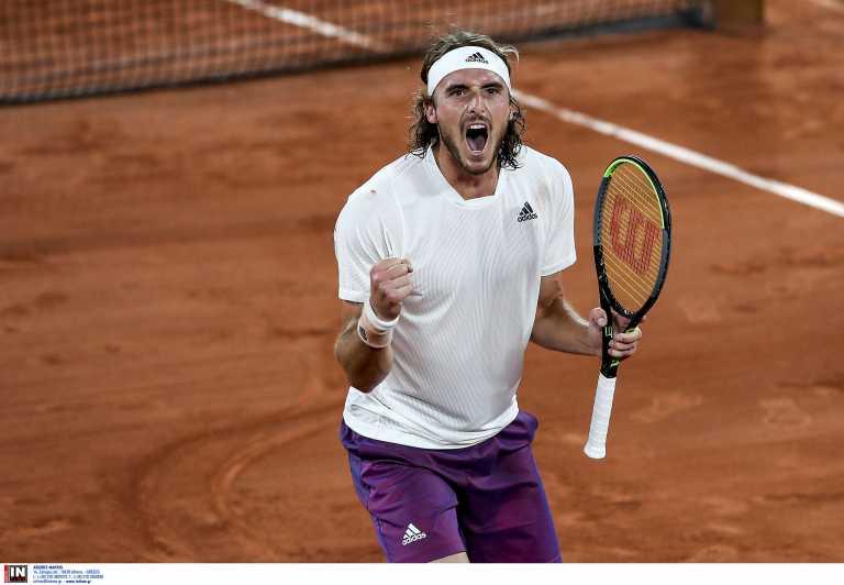 Roland Garros: Τι ώρα παίζει ο Στέφανος Τσιτσιπάς με τον Αλεξάντερ Ζβέρεφ