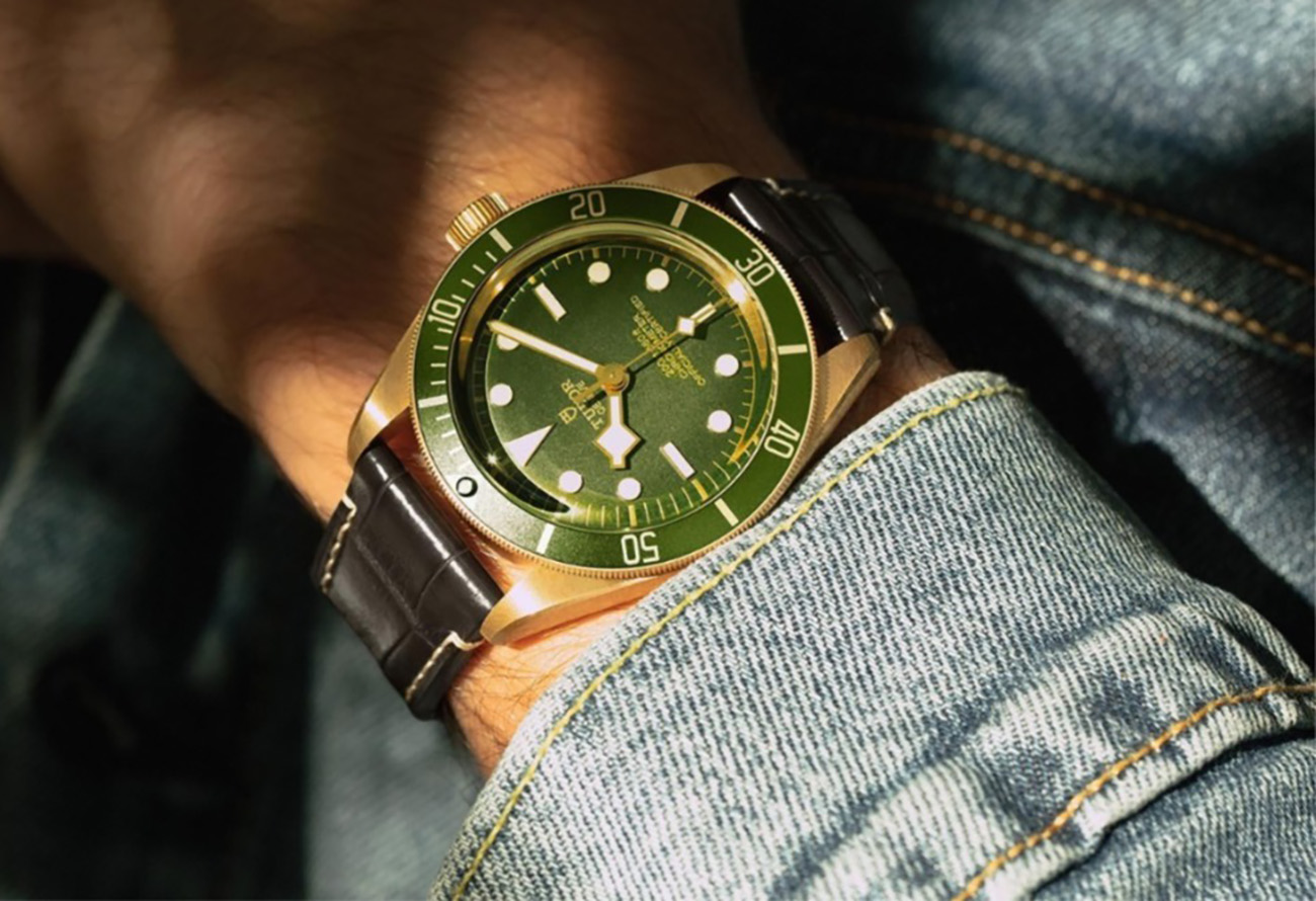 Τα 7 καλύτερα πράσινα ρολόγια που είδαμε το 2021