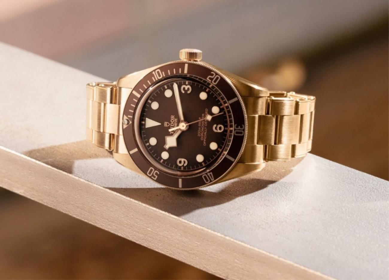 Η Tudor μόλις κυκλοφόρησε το ωραιότερο μπρούτζινο ρολόι του 2021