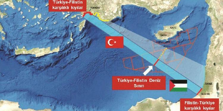 «Πόρτα» της Παλαιστίνης στην Τουρκία για ΑΟΖ: Ούτε σκέψη για συμφωνία