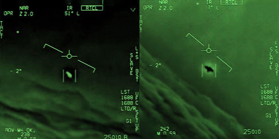 UFO – UAP: «Ουδέν σχόλιο» του Λευκού Οίκου για την έκθεση του Πενταγώνου [vids]