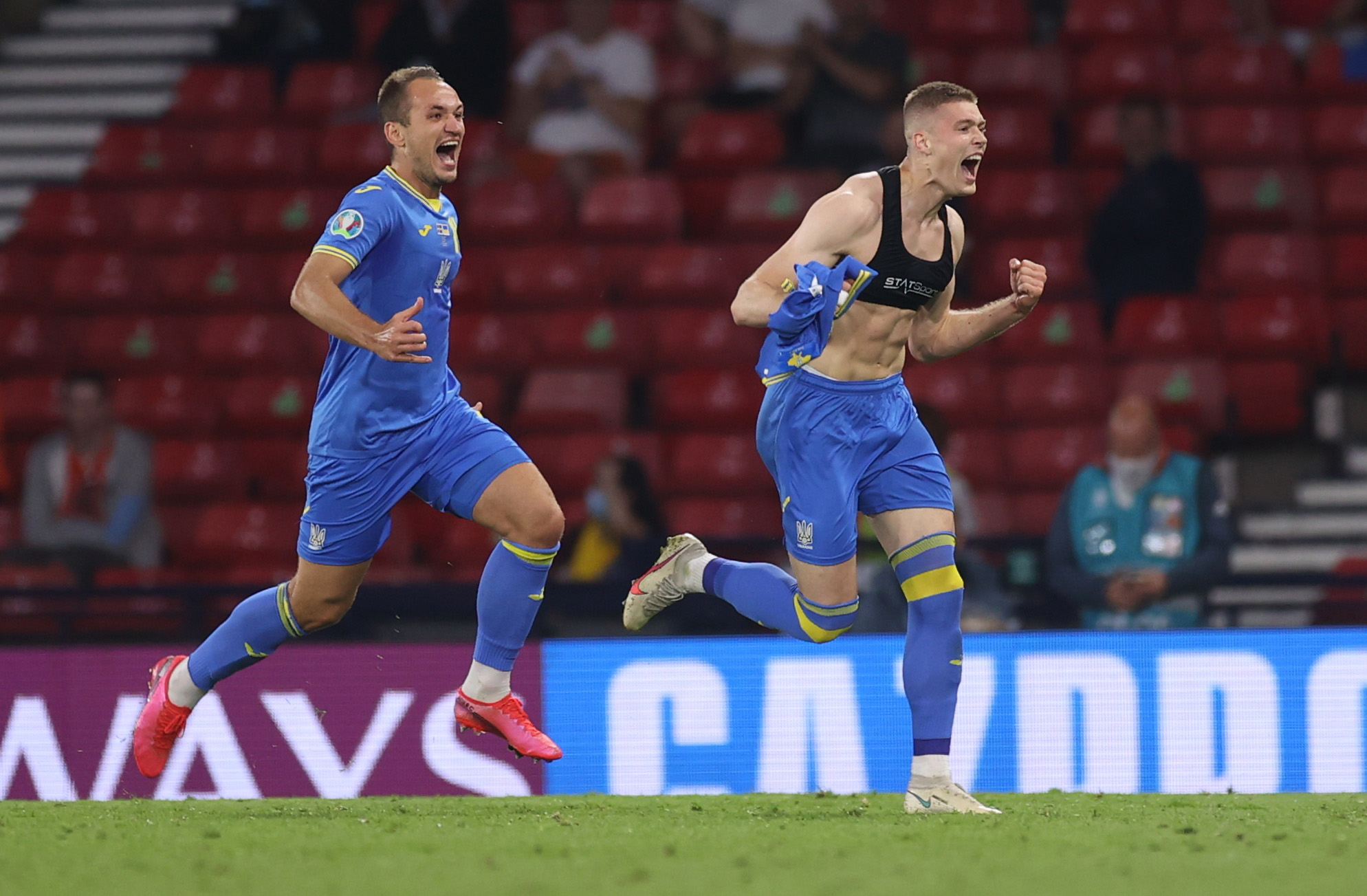 Euro 2020, Σουηδία – Ουκρανία 1-2: Με ήρωα τον Ντόβμπικ, στους «8» η ομάδα του Σεφτσένκο