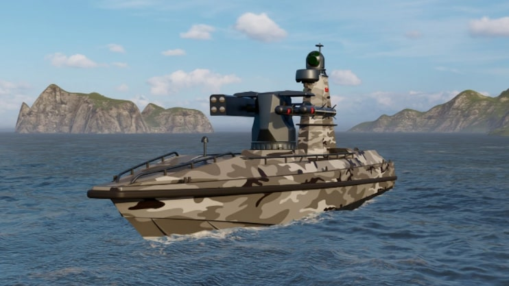 Ενισχύεται η Τουρκία: Ξεκινά μαζική παραγωγή του οπλισμένου drone – σκάφους ULAQ [pics]