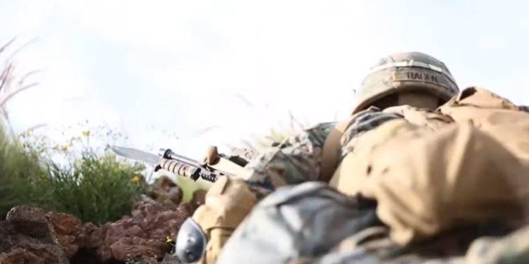 "USMC: ""Εφ' όπλου λόγχη"" και επίθεση Αμερικανών Πεζοναυτών – Τρομερά πλάνα [vid]"