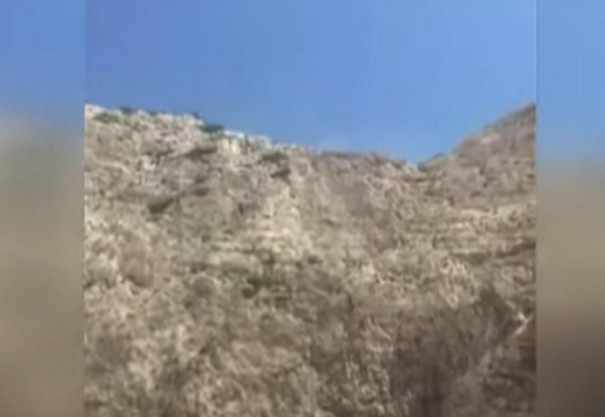 Στην κάμερα η θανατηφόρα πτώση τουρίστριας στο «Ναυάγιο» της Ζακύνθου – Προσοχή σκληρές εικόνες
