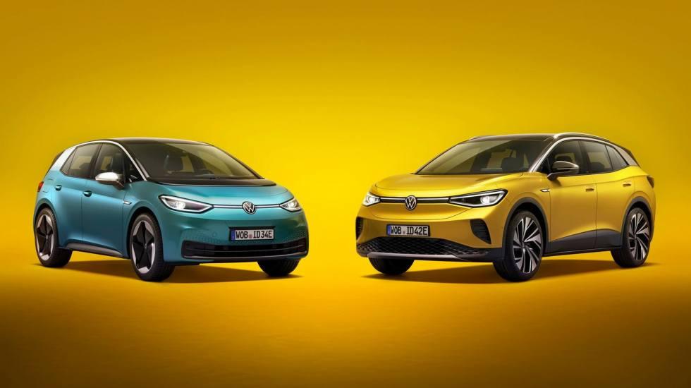 Νέες πιο προσιτές εκδόσεις για τα VW ID.3 και ID.4 στην Ελλάδα