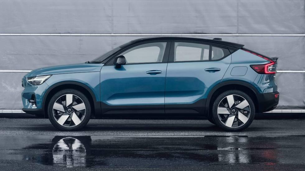 H Volvo ετοιμάζει περισσότερα κουπέ SUV μοντέλα