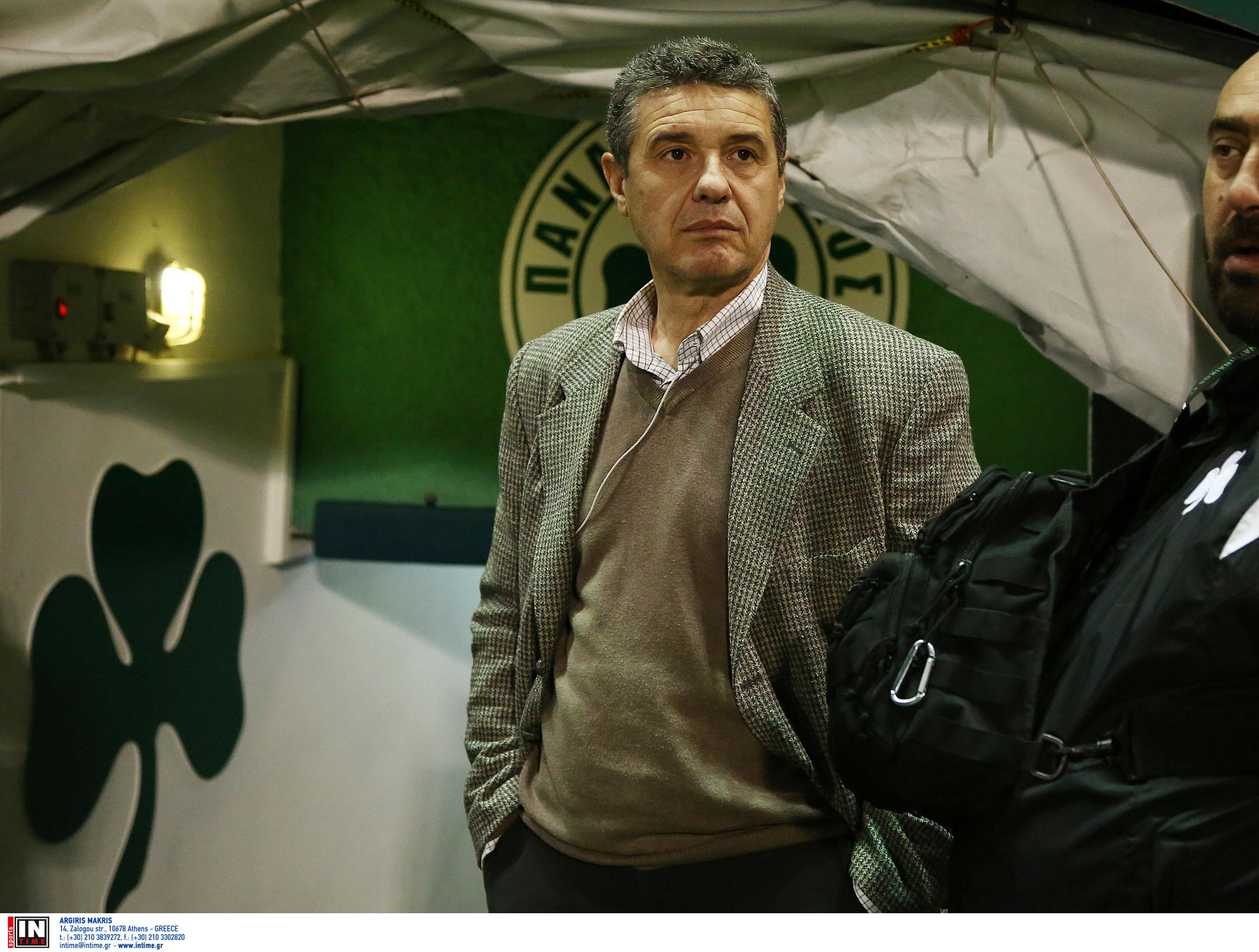 Προπονητής του Παναθηναϊκού Β' ο Βονόρτας