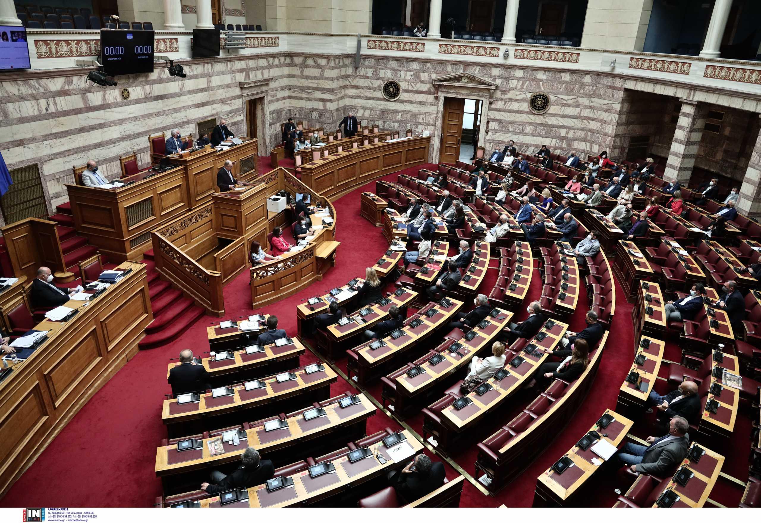 Βουλή: Ψηφίστηκε το νομοσχέδιο για τη διαχείριση των απορριμάτων