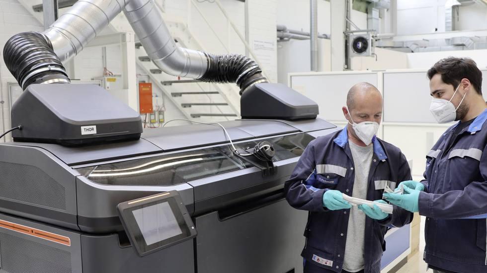 Volkswagen: H γερμανική εταιρεία υιοθετεί νέες μεθόδους 3D Printing