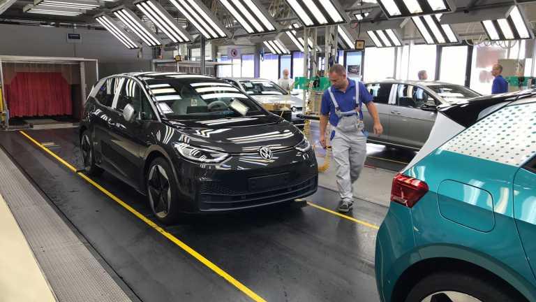 To ΔΝΤ ζητά να φορολογηθούν και τα ηλεκτρικά αυτοκίνητα