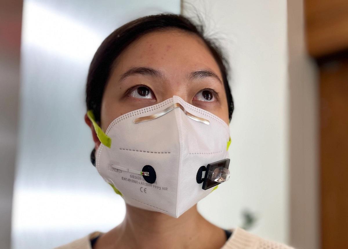 Κορονοϊός: Πρωτοποριακή μάσκα κάνει τεστ για Covid-19 μέσα σε 90 λεπτά