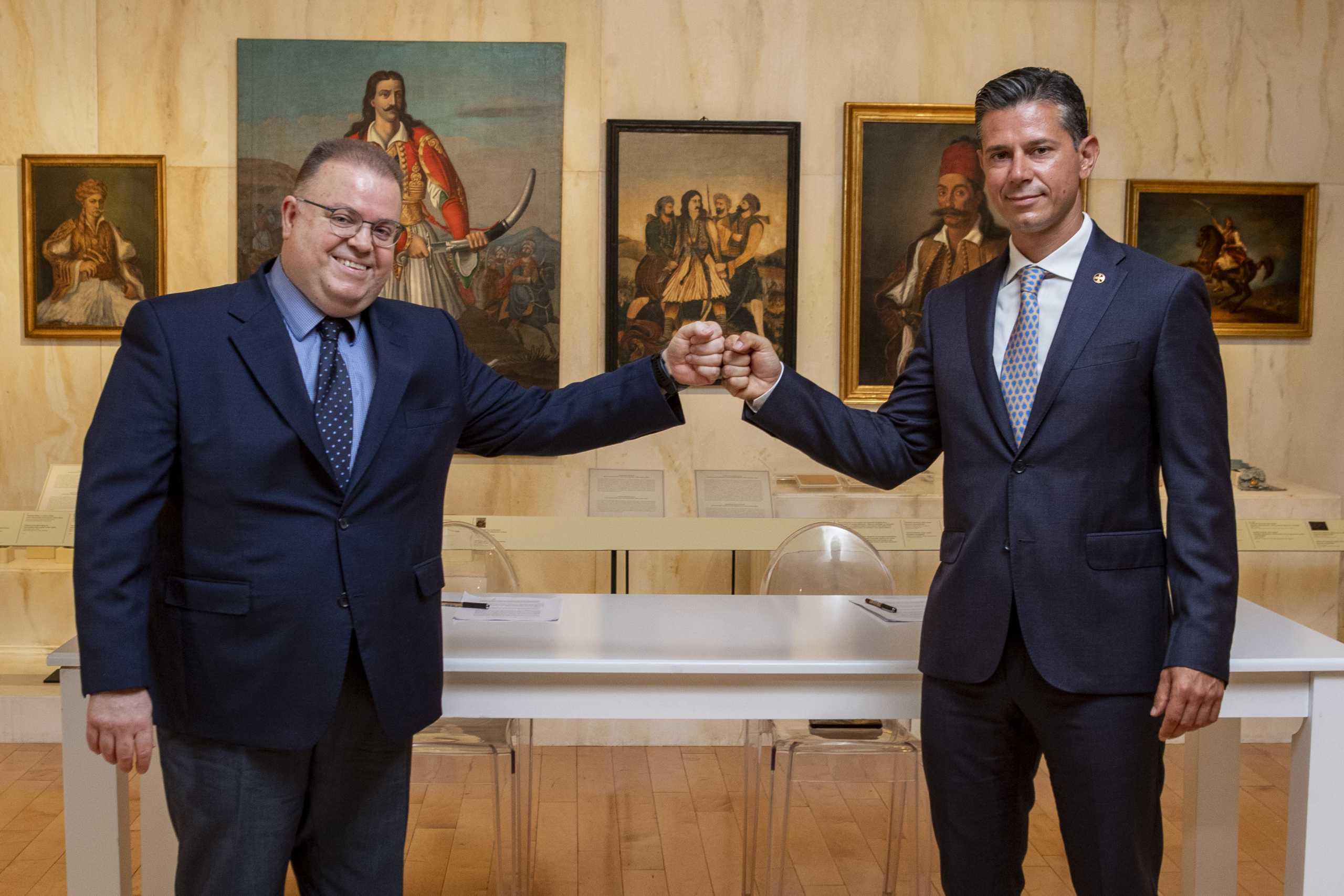 WIND:  Στρατηγική συνεργασία με Μουσείο Μπενάκη για τη δημιουργία του πρώτου 5G Μουσείου