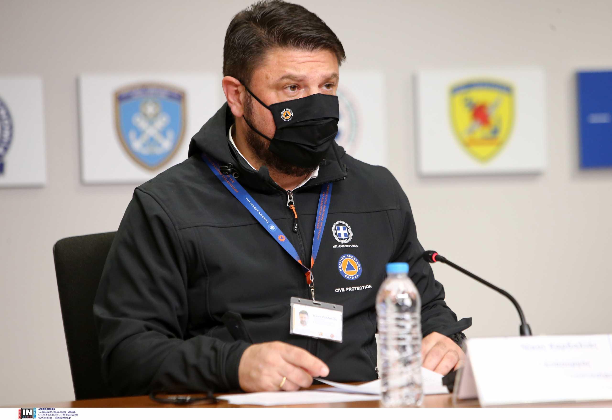 Νίκος Χαρδαλιάς: Διάψευση, αγωγή και μηνυτήρια αναφορά για δημοσίευμα πως με εντολή του «μπήκαν ασθενείς στη χώρα»