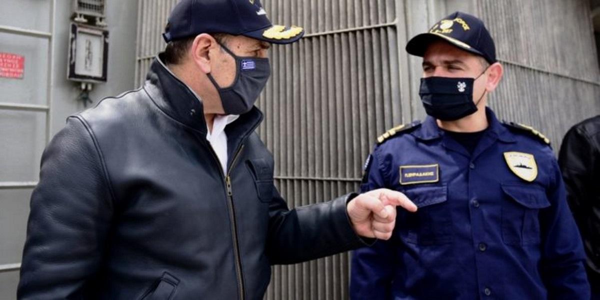 Φρεγάτες: Το «θετικό σχόλιο» του Υπουργού Εθνικής Άμυνας για τη σύσκεψη στο Μαξίμου