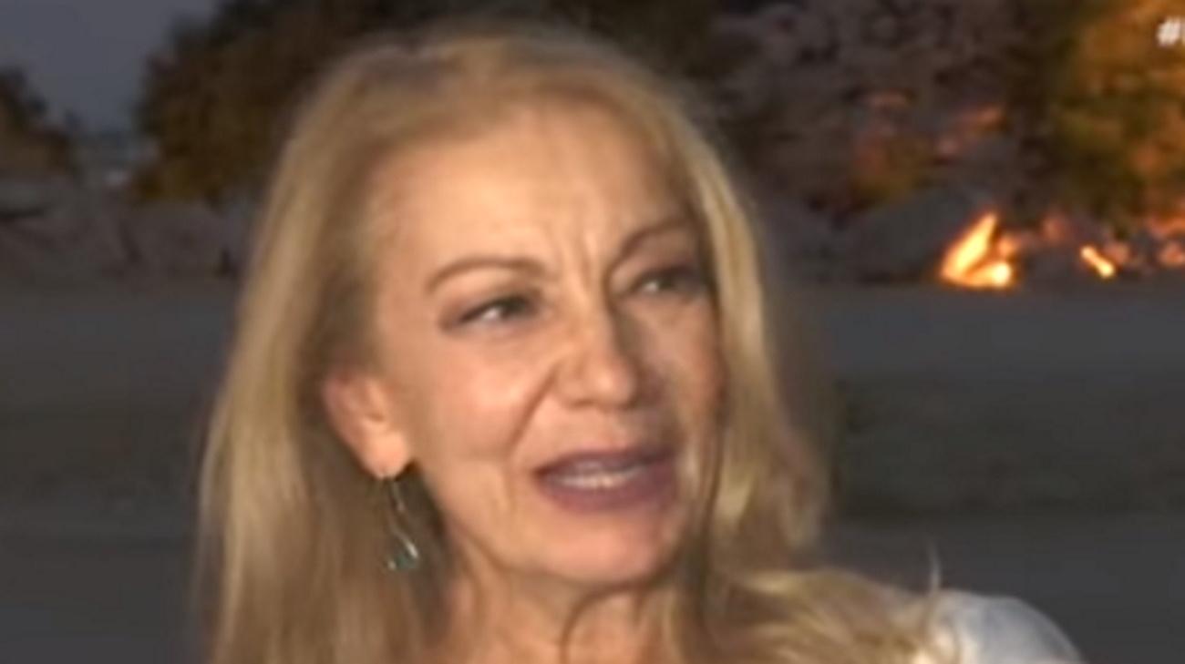 Πέμη Ζούνη: Επική αντίδραση για την ηλικία της – «Την λέω, αλλά…»