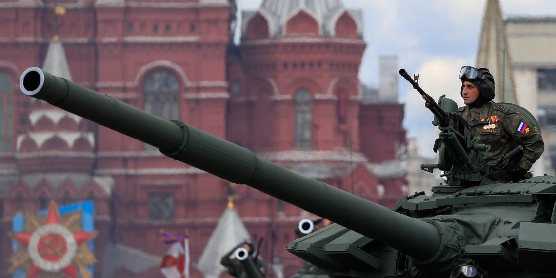 T-14 Armata: «Πράσινο φως» για την σειριακή παραγωγή του άρματος μάχης νέας γενιάς
