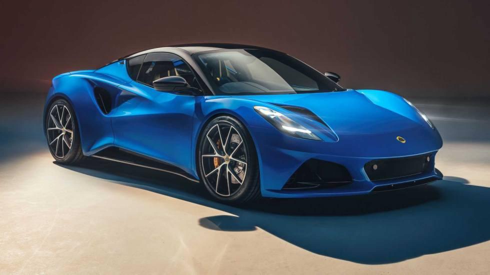 Με τη νέα Emira, η Lotus αποχαιρετά… την βενζίνη! (pics)