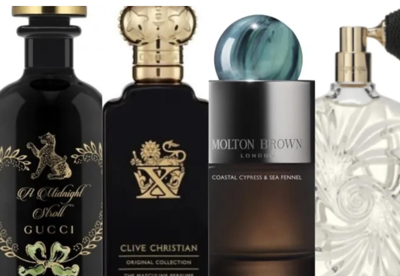 8 ανδρικά αρώματα που δείχνουν και μυρίζουν υπέροχα