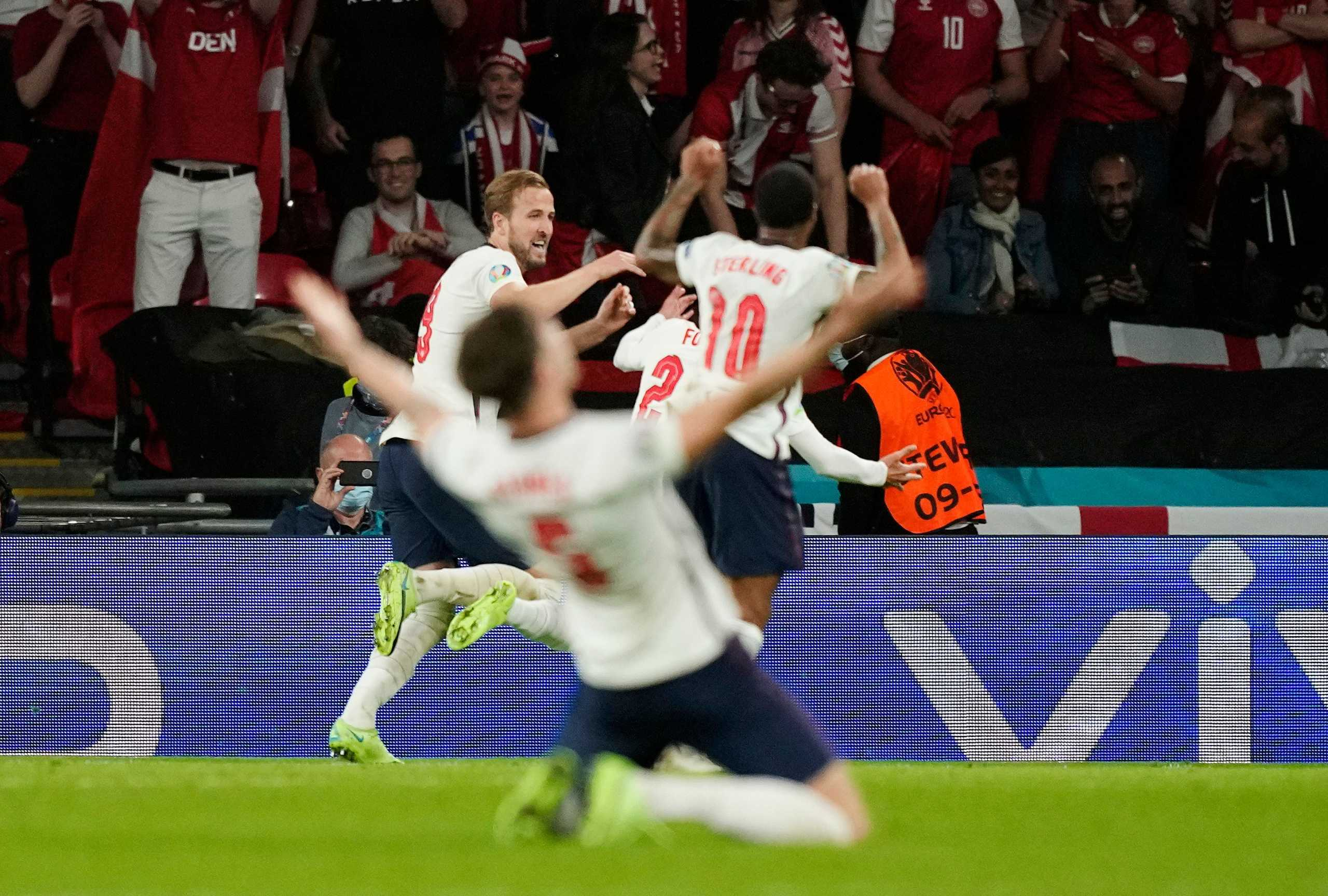 Euro 2020: Αγγλία – Δανία LIVE για ένα εισιτήριο στον μεγάλο τελικό