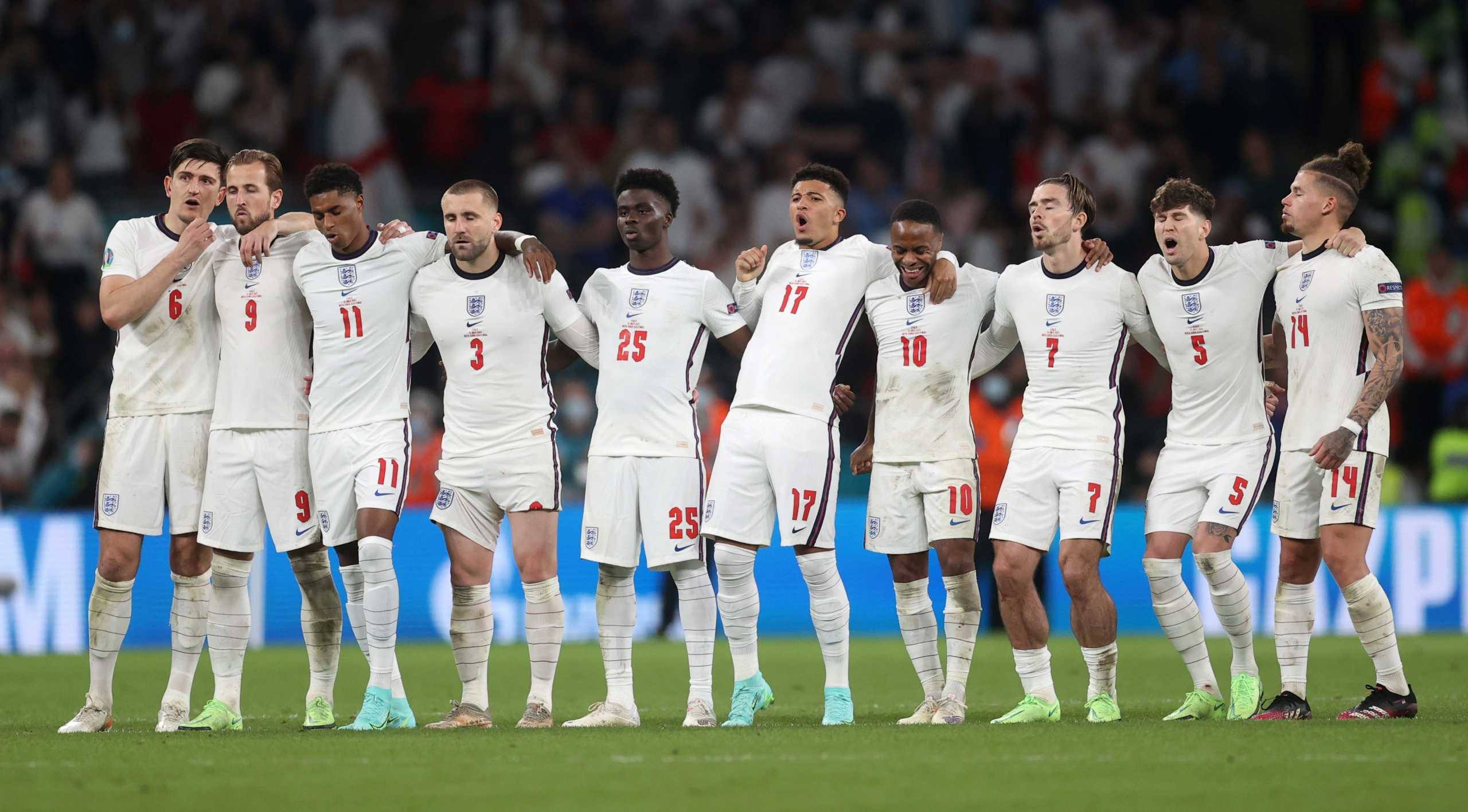 Euro 2020: Απογοήτευση στον Τύπο της Αγγλίας – «Oh no… not again»