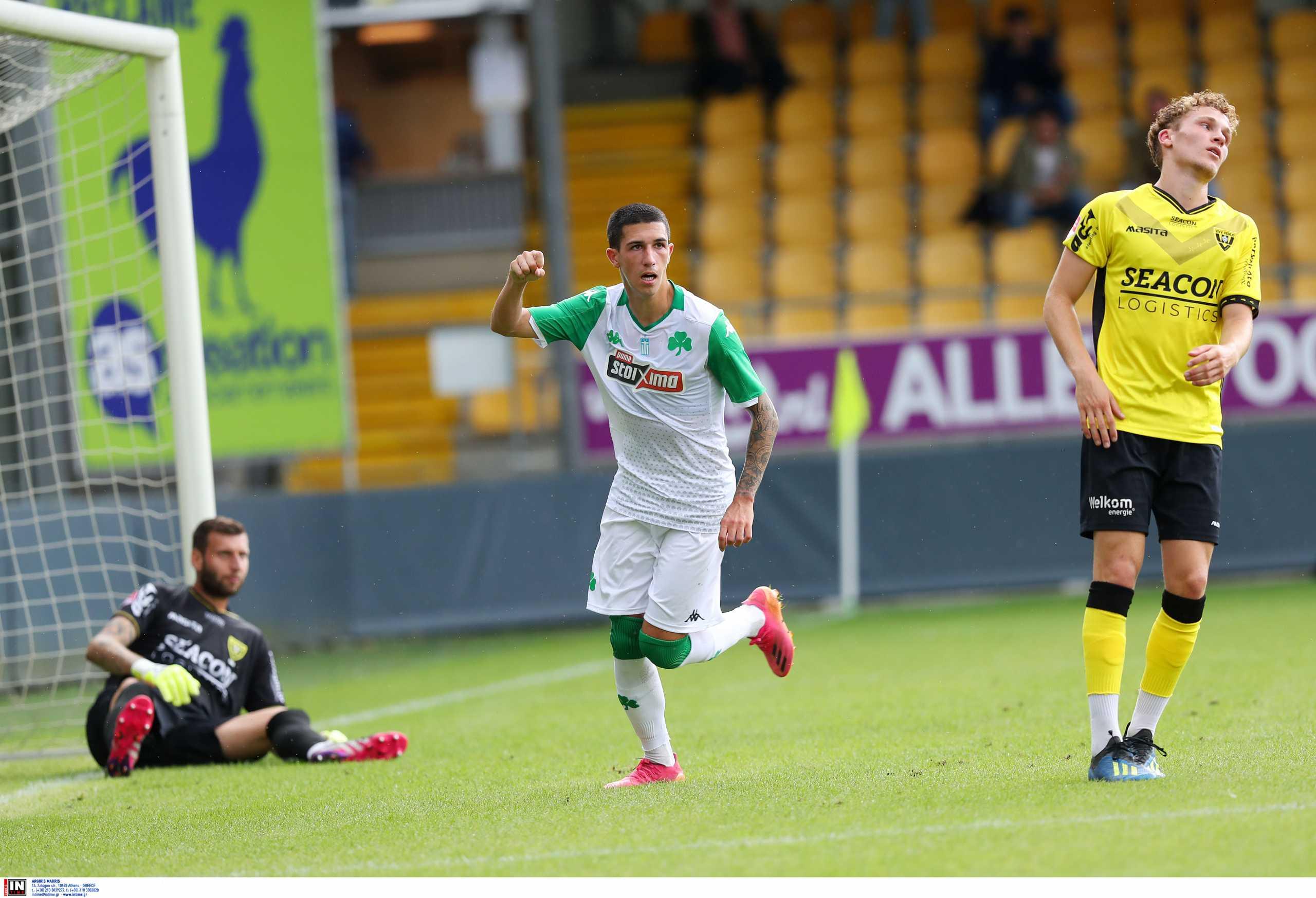 Φένλο – Παναθηναϊκός 2-2: Στα πέναλτι πήρε τη φιλική νίκη το Τριφύλλι