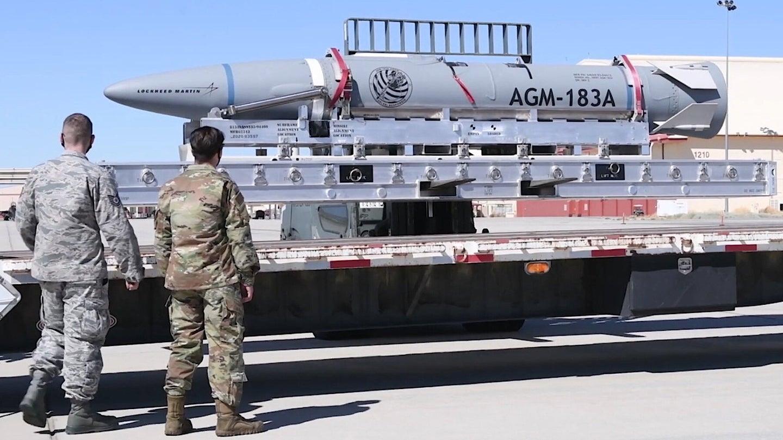 «Φιάσκο» στην USAF: Νέα «ήττα» με την δοκιμή του υπερηχητικού πυραύλου ARRW