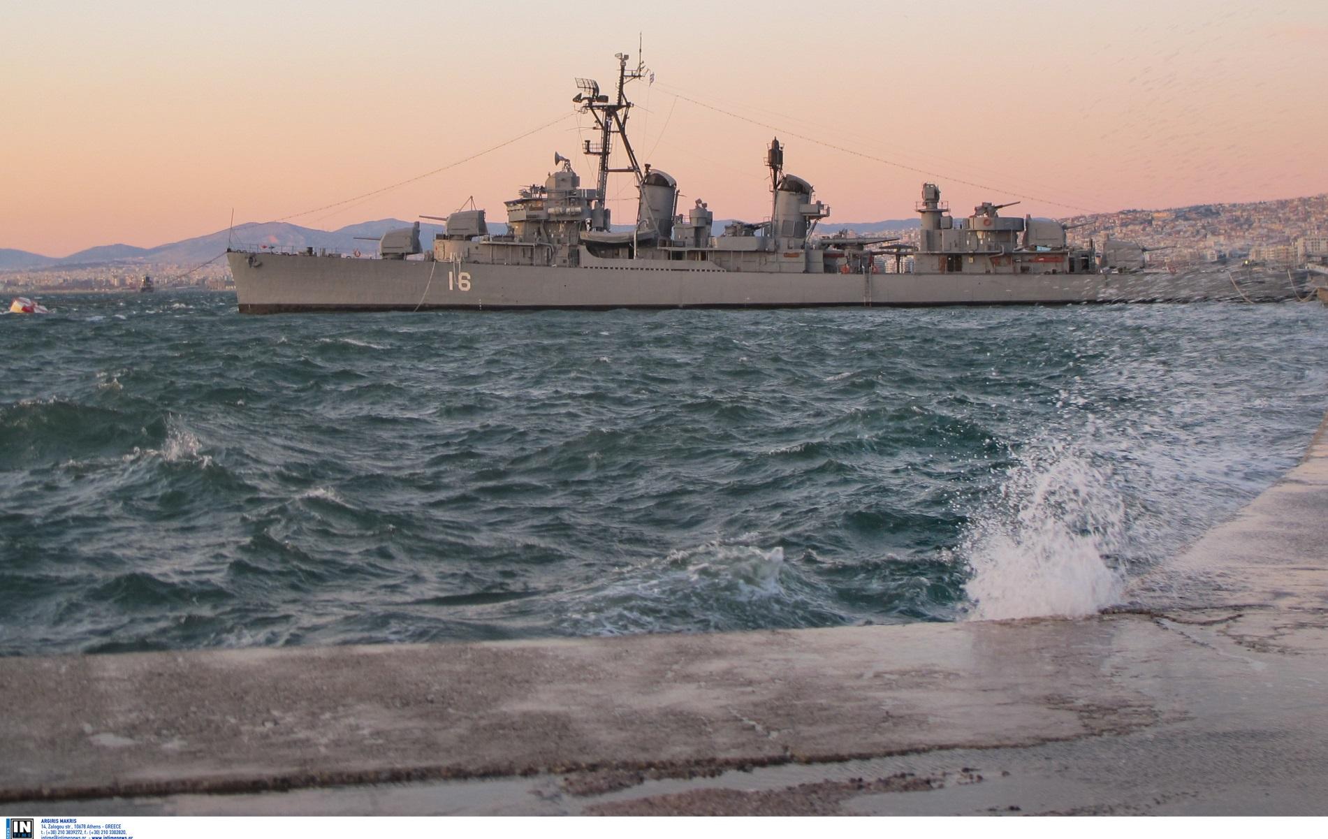 Α/Τ «ΒΕΛΟΣ»: Τι απαντά ο ΥΕΘΑ για τον ελλιμενισμό του στη Θεσσαλονίκη