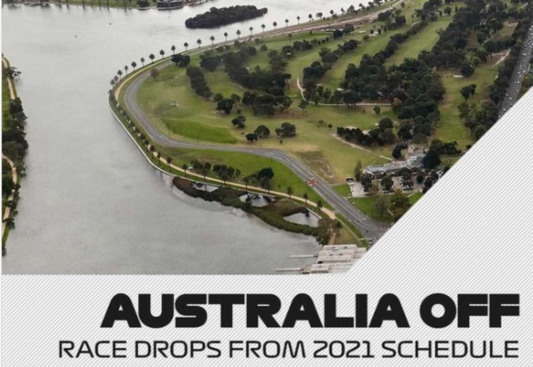 Ακυρώθηκαν τα Grand Prix της Αυστραλίας σε F1 και Moto GP