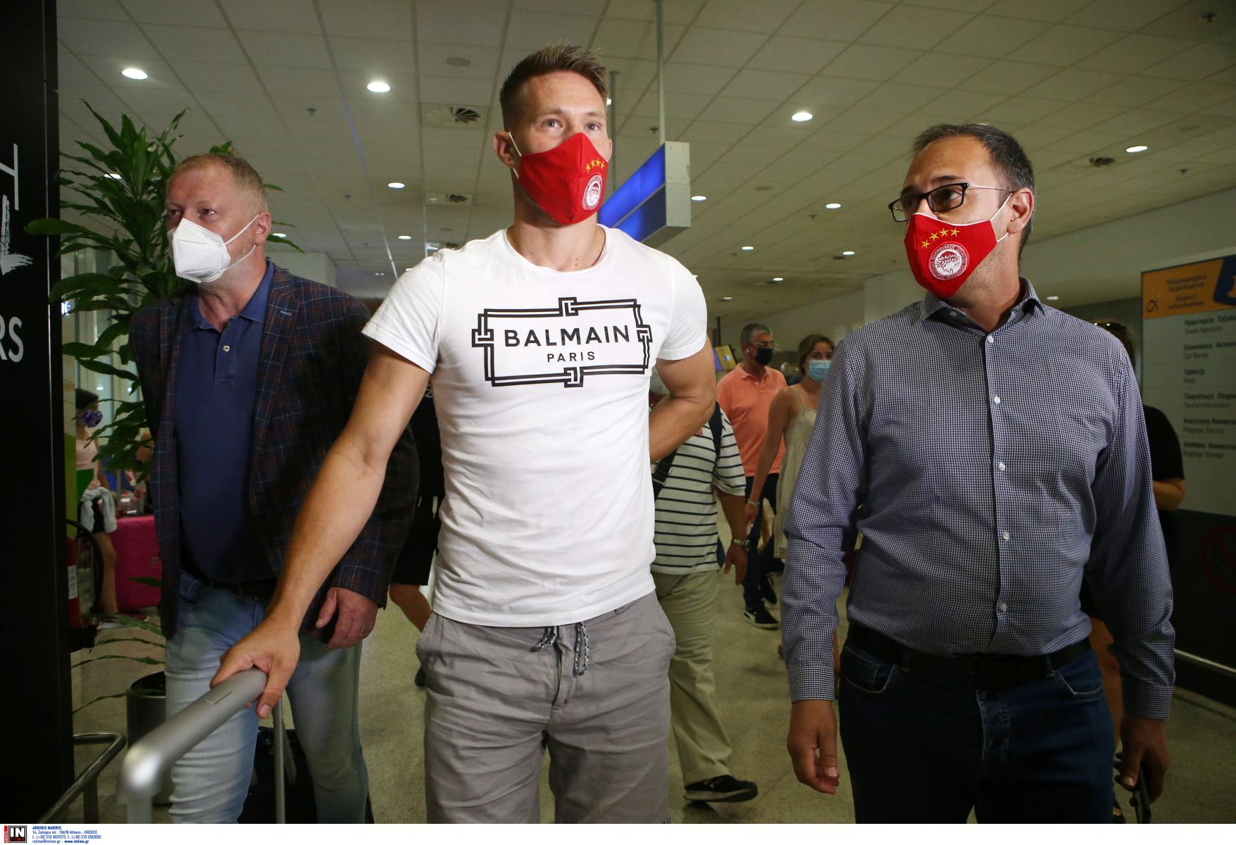 Ολυμπιακός: Στην Αθήνα ο Βάτσλικ για την ολοκλήρωση του deal