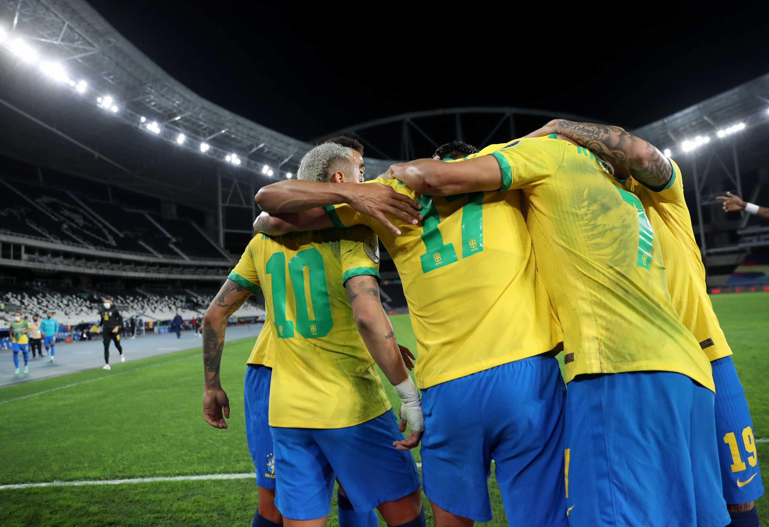 Copa America: Στον τελικό η Βραζιλία που «λύγισε» το μαχητικό Περού