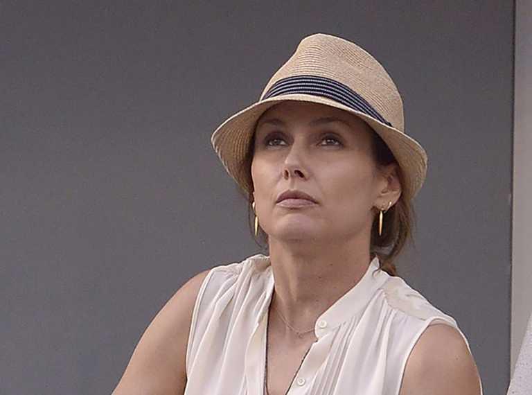 Η Μπρίτζετ Μόγιαχαν ήταν στα γυρίσματα του «Sex And The City»