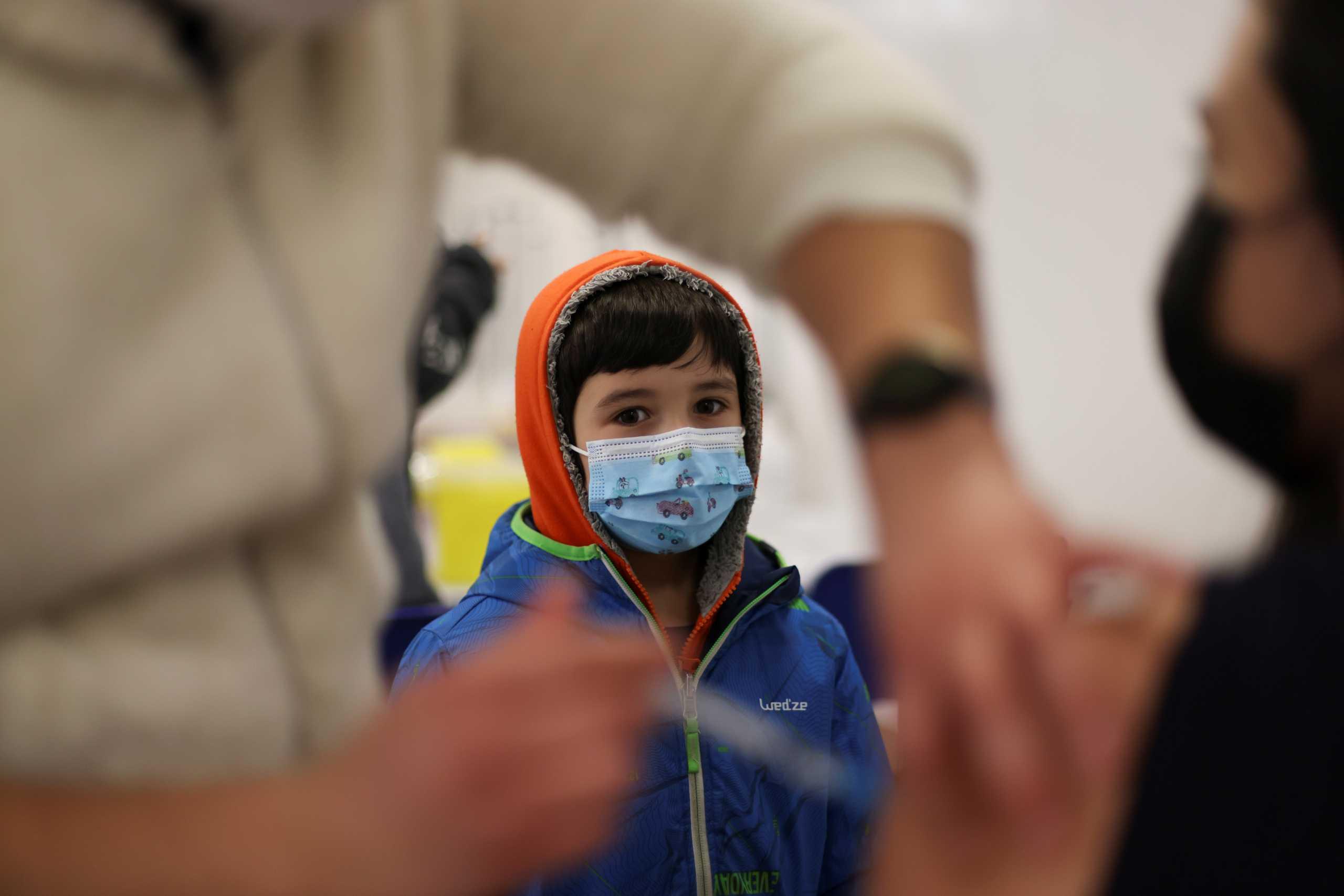 Κορονοϊός: Εκστρατεία τεστ αντισωμάτων για παιδιά τριών ετών και άνω ξεκίνησε το Ισραήλ