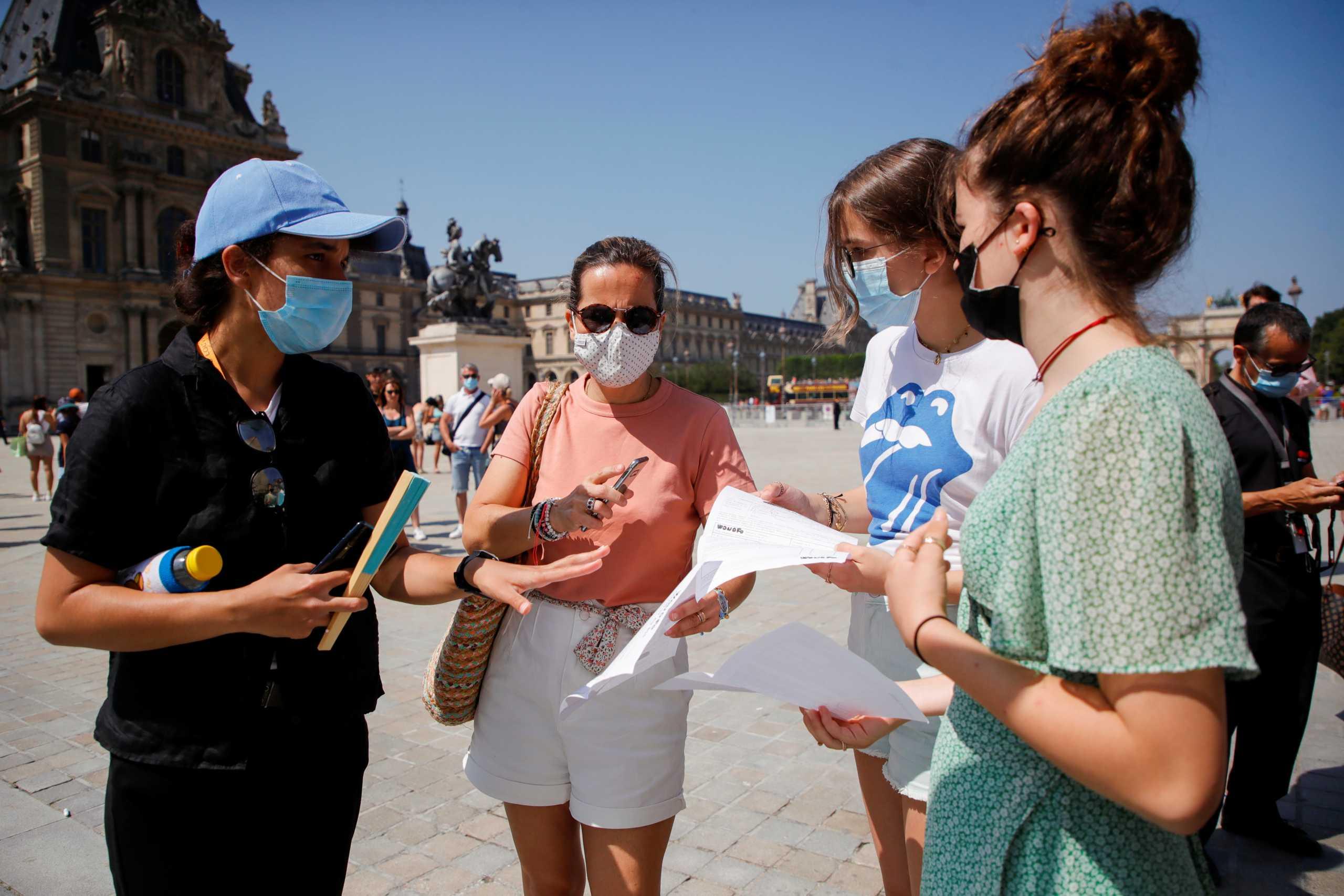 Ανησυχία για τη μετάλλαξη Δέλτα στη Γαλλία – «Καλπάζουν» τα κρούσματα