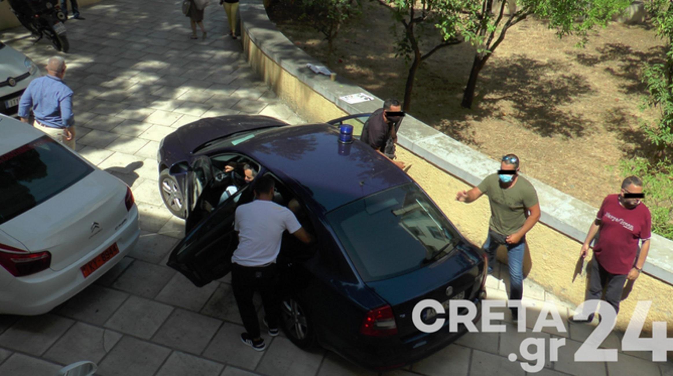 Χανιά: Προς αναβολή η δίκη για το έγκλημα στις φυλακές από το δολοφόνο του Νίκου Σεργιανόπουλου
