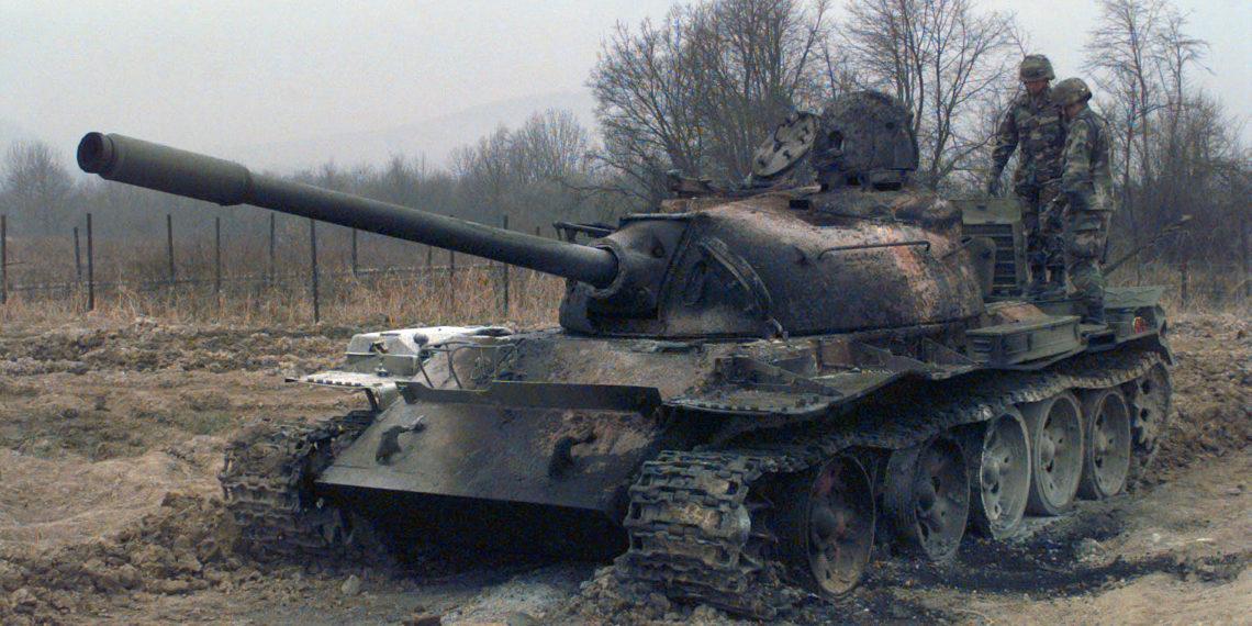 T-55: Τραγική ιστορία – Όταν οι ΗΠΑ δοκίμασαν το σοβιετικό τανκ και έχασαν στρατιώτες