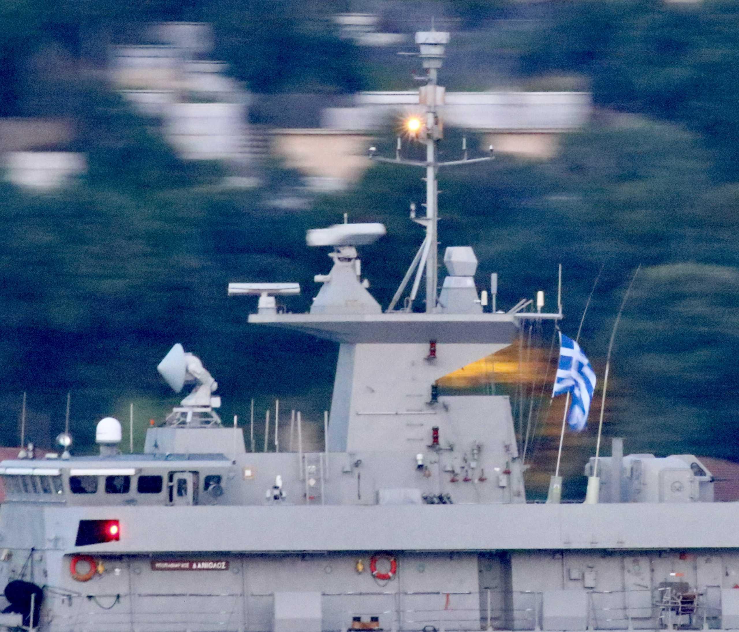 Στον Βόσπορο η ΤΠΚ «Δανιόλος» – Συμμετοχή στη ΝΑΤΟϊκή άσκηση «Breeze 21»