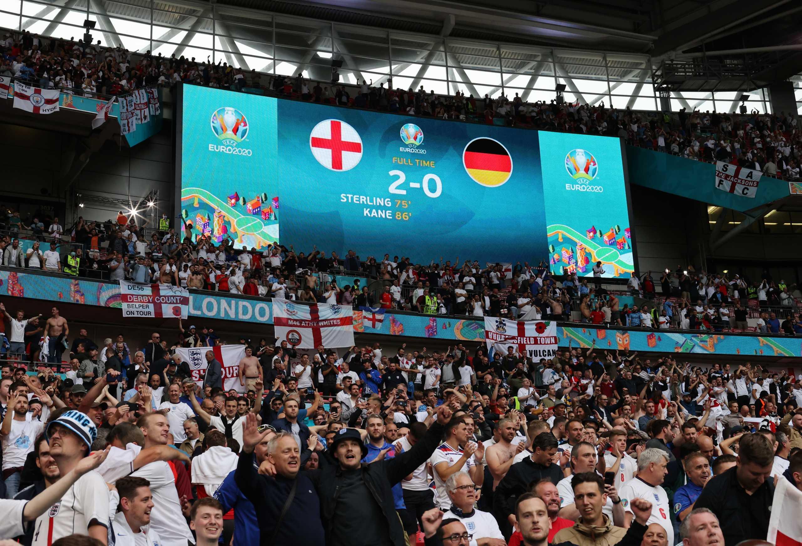 Euro 2020: Η UEFA ακύρωσε τα εισιτήρια των Άγγλων λόγω της μετάλλαξης «Δέλτα»